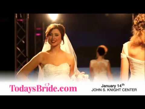 Today's Bride Wedding Show Akron January 2018