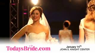 Today's Bride Wedding Show Akron January 2018