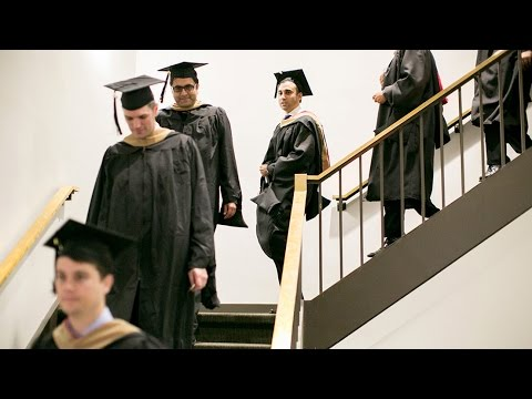 Wharton   Philadelphia Executive MBA Graduation Ceremony 2016