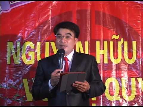 Lễ Mừng thọ cụ Nguyễn Hữu Biểu  tuổi 80   Xã Quỳnh Hải   Quỳnh Phụ   Thái Bình năm 2015