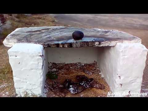 Mundargi, Gadag, Karnataka, India - Trek to the Top of Mundargi Hill Fort