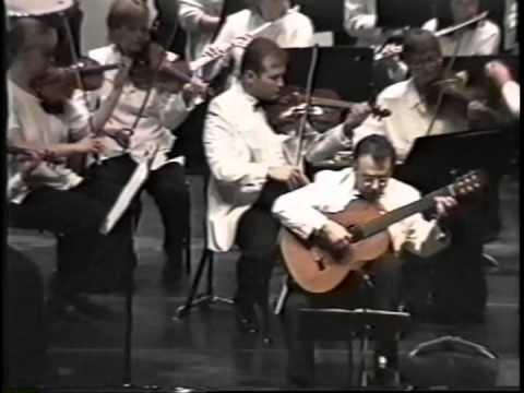 Celedonio Romero: El Cortijo de Don Sancho , played by Pepe Romero