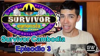 Survivor Cambodia, Episodio 3