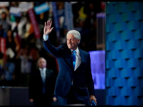 Watch Bill Clintons full speech at the 2016 Democratic National Convention