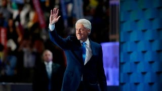 Watch Bill Clinton's full speech at the 2016 Democratic National Convention by : PBS NewsHour