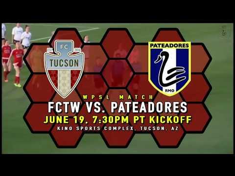 WPSL: Pateadores vs FCTW