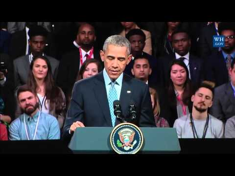 Obama's London Town Hall- Full event
