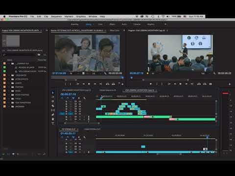 Editing Time Lapse: Visa US Bank Hackathon Atlanta