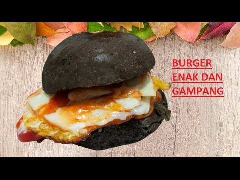 Resep Burger Enak Dan Mudah Buat Sendiri Membuat Burger Enak Dan Mudah Buat Burger Paling Simpel Youtube