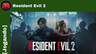 [Jogando] Resident Evil 2 - o que eu achei?