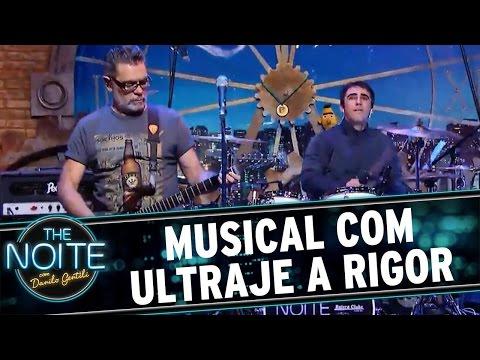 The Noite (19/05/16) - Musical com Ultraje a Rigor