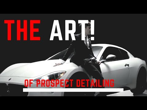 The Art of Prospect Detailing