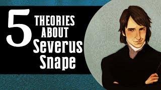 Severus Snape Fan Theories