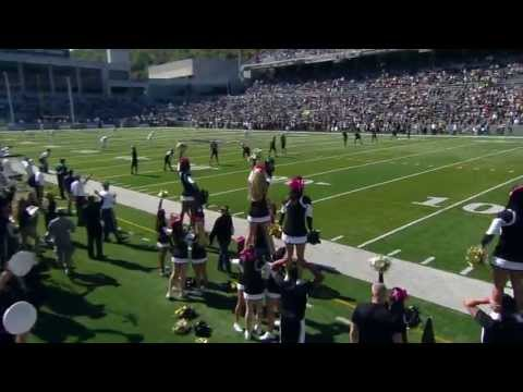 Highlights: Army Football Vs Eastern Michigan 10-12-13