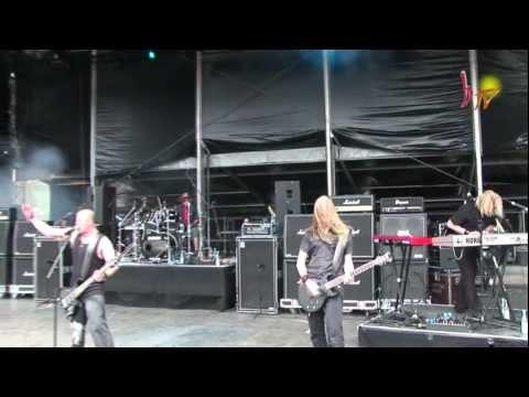 Mercenary - 11 Dreams - live BYH Festival 2007 - HD Version - b-light.tv