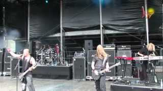 Mercenary - 11 Dreams - live BYH Festival 2007 - HD Version - b-light.tv
