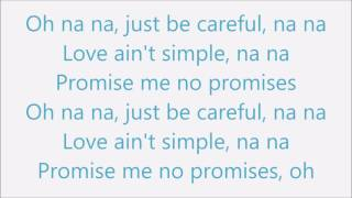 Cheat Codes ft. Demi Lovato - No Promises Piano Instrumental