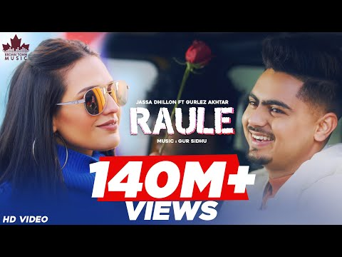 Raule (Official Video) Jassa Dhillon | Gurlez Akhtar | Gur Sidhu | New Punjabi Song 2021 - Brown Town Music