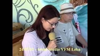 """VIGOR FM - Letnie Studio  - """"Skansen"""" Łeba 24/07/2003"""