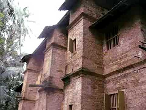 A typical old style house from north Kerala, India !