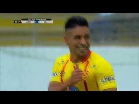 Aucas 1:0 Liga Quito | Copa Spencer 2019