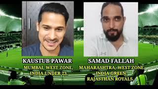 Ep 11. SAMAD FALLAH - The King of Swing   Maharashtra's Cricket Legend