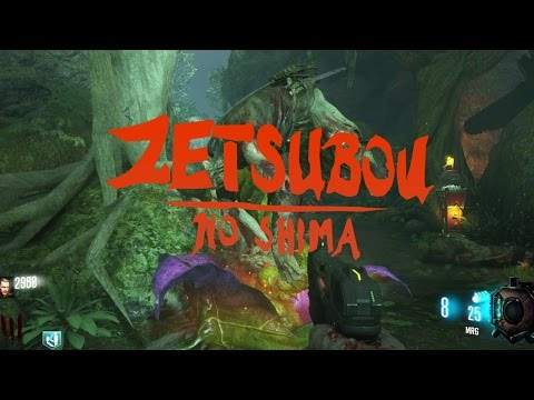 "Black Ops 3 Zombies: ""Zetsubou No Shima"" EASTER EGG *COMPLETION* - LIVESTREAM!"