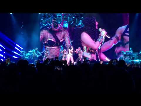 Did It On Em/Beez in the Trap - Nicki Minaj - The Nicki Wrld Tour - Munich - Feb. 21, 2019