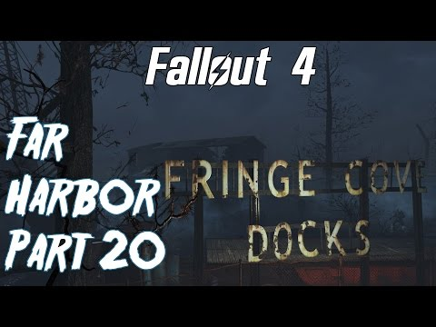 Fallout 4- Far Harbor Playthrough part 20- Safe Room