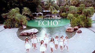 GIRL'S GENERATION (SNSD) ECHO [MV]