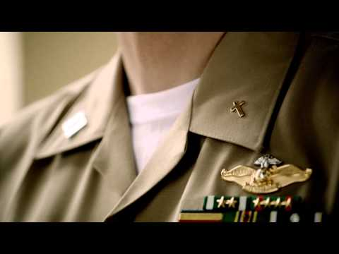 Navy Chaplains -- The Two Collars