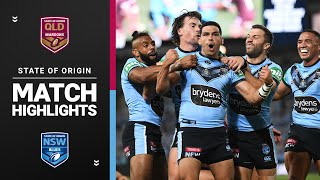 Blues v Maroons | Game 2, 2020 | State Of Origin