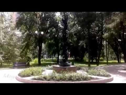Донецк.  Парк Кованых Фигур  27 06 2015