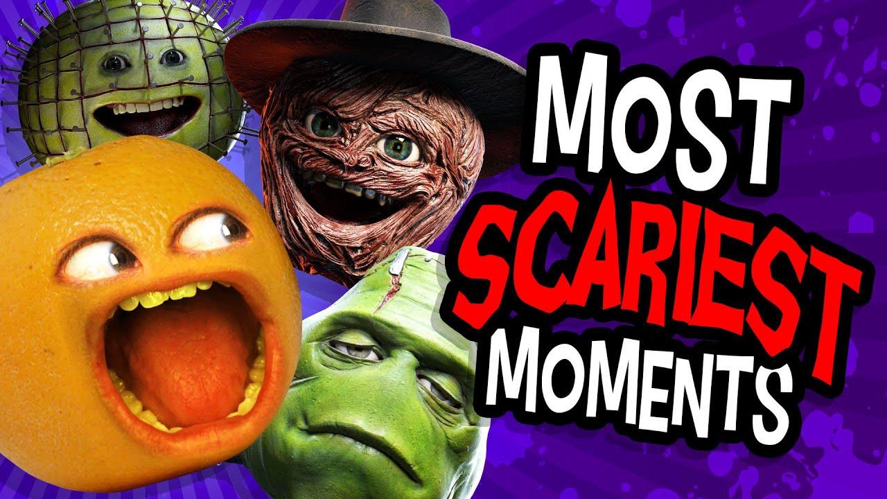 Scariest Moments in Annoying Orange History (+ Sneak Peak of Shocktober!)