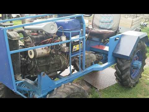 Traktor Škoda 1202 4x4
