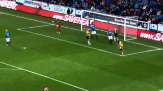 Rangers 2-0 East Fife - Highlights 11/01/2014