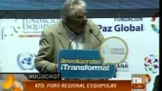 Mujica a Guatemala