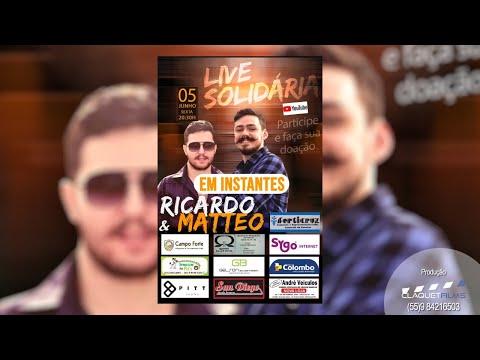 Live Beneficiente Ricardo E Matteo