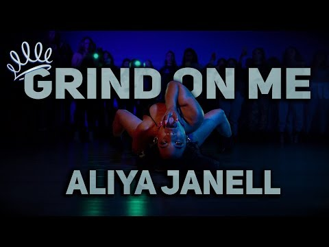 Grind With Me | Pretty Ricky | Aliya Janell Choreography | Queens N Lettos