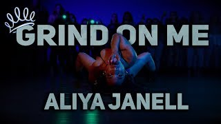 vuclip Grind With Me | Pretty Ricky | Aliya Janell Choreography | Queens N Lettos