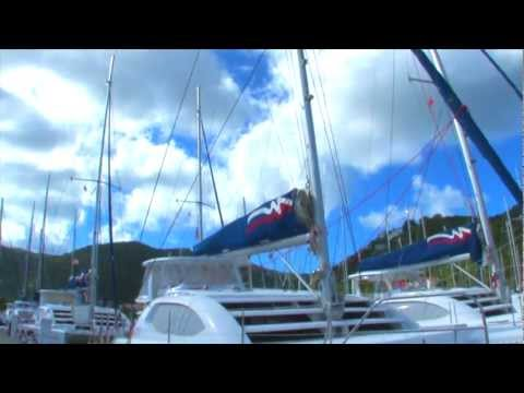 Wonderful crewed or Bareboat Yacht Charters in the BVI