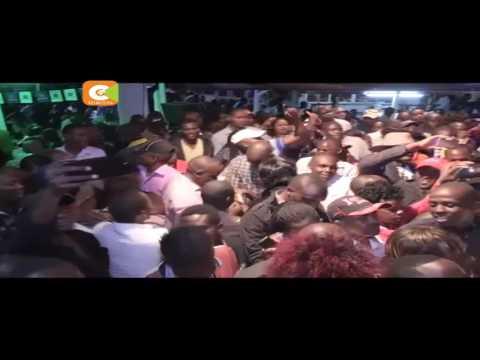 Mamia ya mashabiki waburudishwa na Rhumba la Radio Citizen