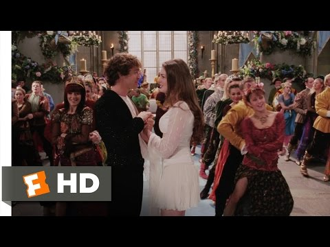Ella Enchanted (12/12) Movie CLIP - Don't Go Breaking My Heart (2004) HD