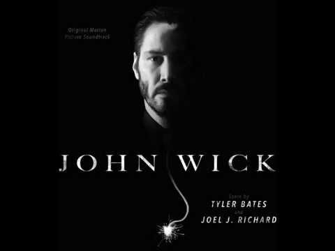John Wick - LED Spirals and Shots Fired