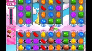 Candy Crush Saga Level 987 (No booster)