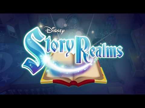 Disney Story Realms - Trailer