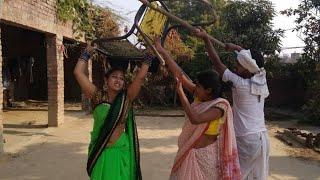 Entertainment Video || घर हो तो ऐसा || Shivani Singh & Nandu Kharwar,