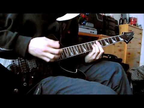 Gorillaz - Feel Good inc. (Solo Guitar Cover)