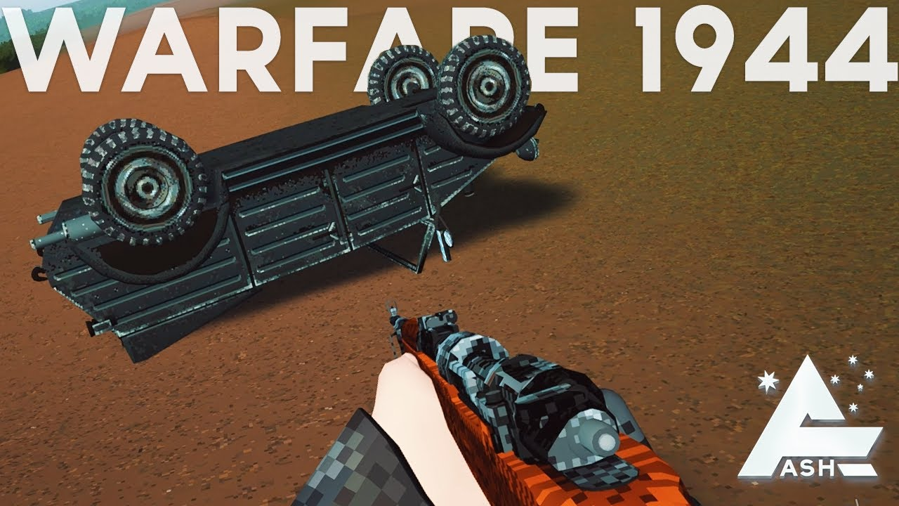 Warfare 1944 Gameplay + First Impressions
