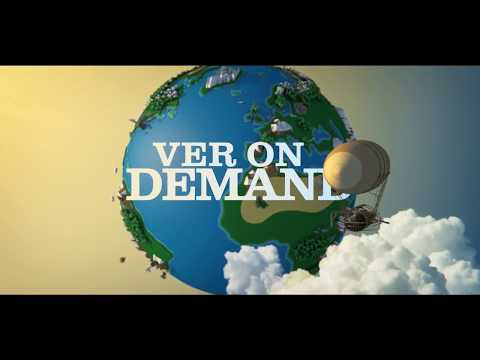 "NR2D Case Study: ""VER On Demand - Performing Arts Platform"" Digital CGI/3D Animated Video Bumper  2"